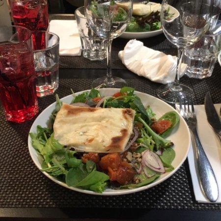 Restaurant la cote et l 39 arete dans toulouse avec cuisine for Extra cuisine toulouse