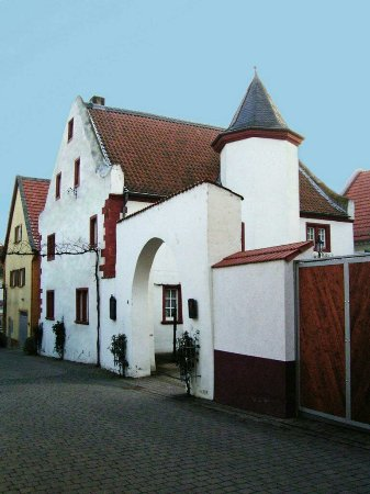 Alten Amtshaus: Altes fürstliches Amtshaus