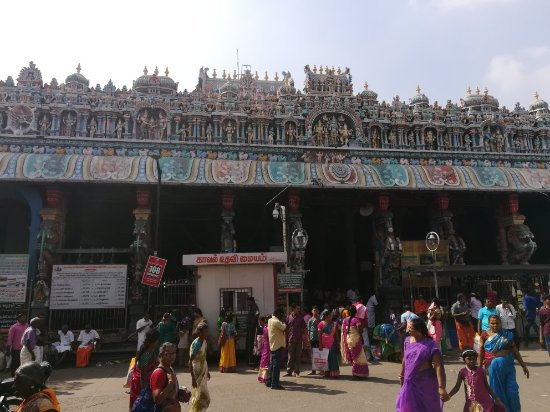Thiruparankundram, Ινδία: Murugan temple