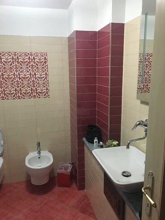 Cavaglia, Italy: bagno