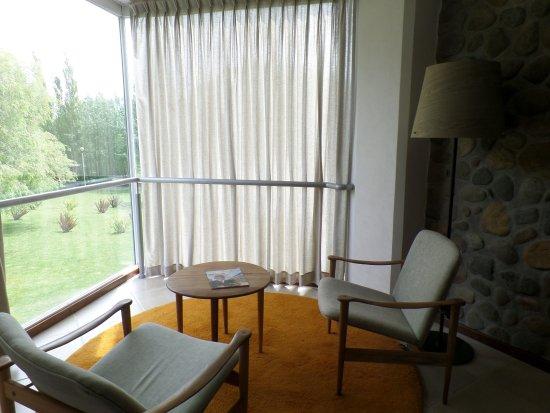 Hotel ACA: zonas comunes