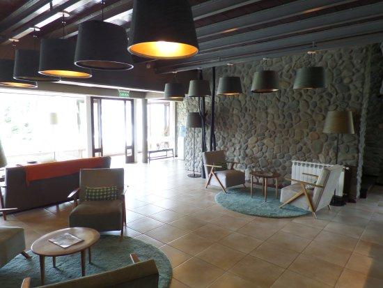 Hotel ACA: Recepción