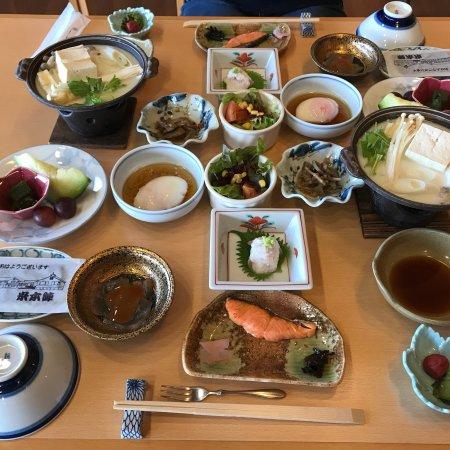 上越市, 新潟県, 朝食