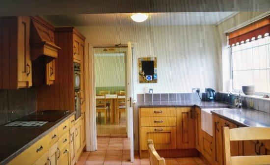Hardstoft, UK: Kitchen