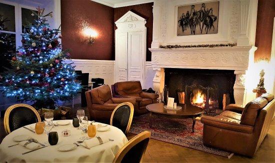 Hôtel Château De Bellefontaine : Décembre au Château