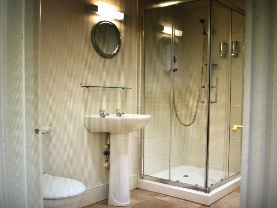 Hardstoft, UK: en suite