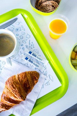 Petit Déjeuner Ibis Budget de Marmande