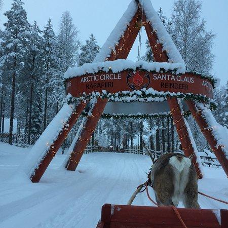 Villaggio Babbo Natale Rovaniemi.Photo0 Jpg Foto Di Villaggio Di Babbo Natale Rovaniemi Tripadvisor