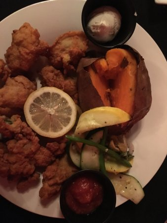 Front Royal, VA: Fried oysters