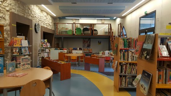 Things To Do in Libraries, Restaurants in Libraries