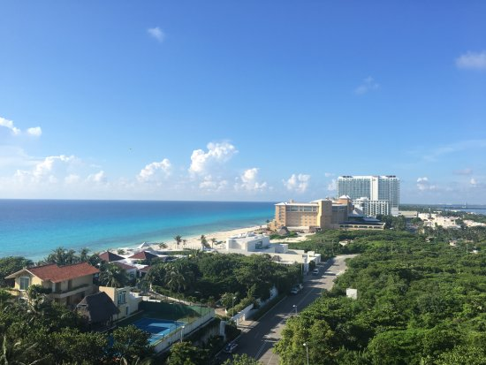 The Royal Sands: amazing views from the hotel building