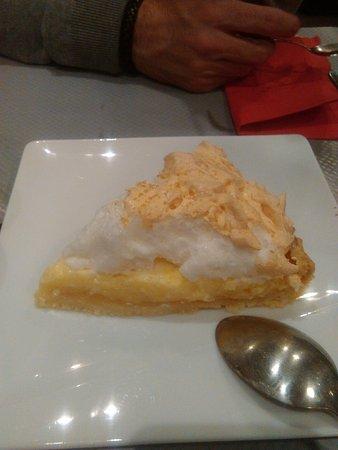 Merignac, Francia: tarte au citron meringuée
