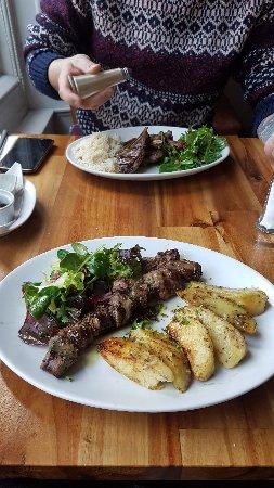 Elia Greek Restaurant Glasgow Reviews