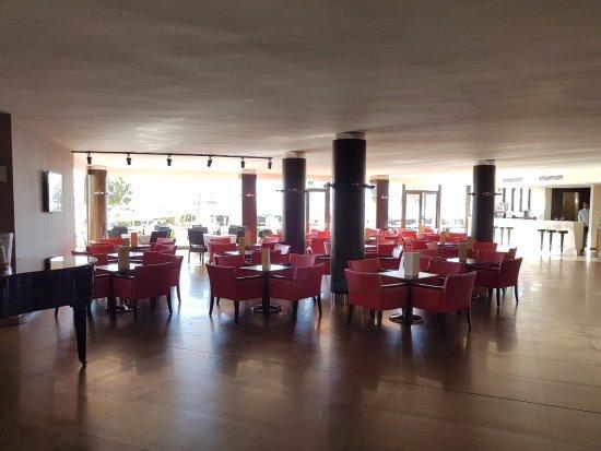 AluaSoul Palma: Lounge und Bar Bereich