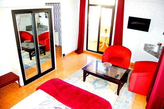 Grand hotel f s maroc voir les tarifs 6 avis et 54 for Chambre 13 maroc