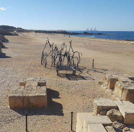 Caesarea, Israël : 20171209_103603_large.jpg