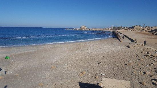 Caesarea, Israël : 20171209_093954_large.jpg