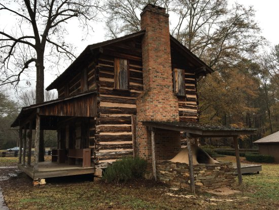 Ninety Six, SC: Logan House-a 200+ year old house