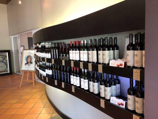 Paarl, Sydafrika: Wines