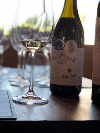 Nederburg Wines: Wine tasting