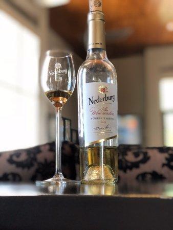 Nederburg Wines: Noble Late Harvest