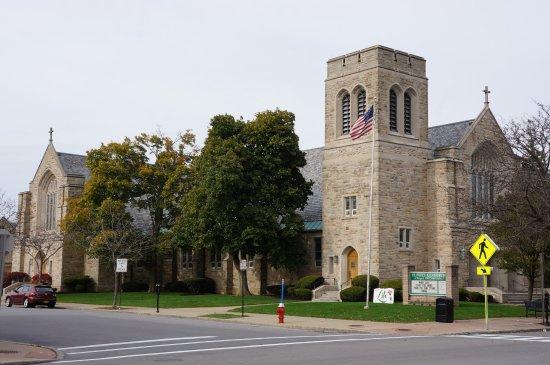 St. Pauls Roman Catholic Church on Delaware Ave. Kenmore, NY