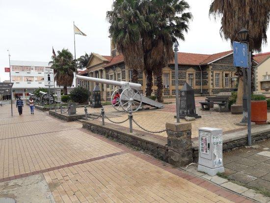 Ladysmith, جنوب أفريقيا: Entrada museo