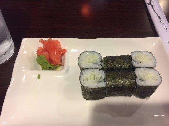 The Villages, FL: sushi