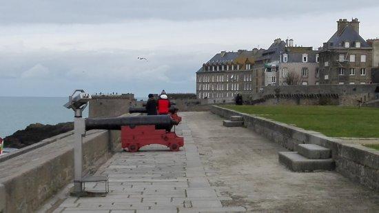 Saint-Malo Resmi