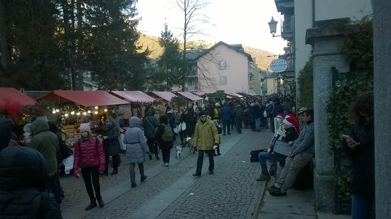 Mercado de Natal Valle Vigezzo