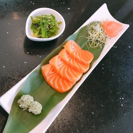 Balearen, Spanje: Nice sushi