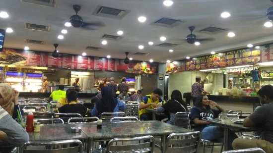 Cyberjaya, Malasia: Nasi Kandar Pelita