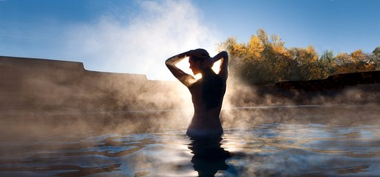 Ojo Caliente, NM: Arsenic pool