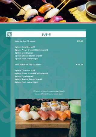Winterton, South Africa: New Menu Page 7