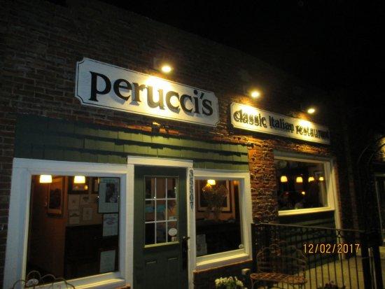 Millville, Delaware: Front of Restaurant