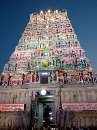 Sringeri Saradha Peetam Temple: IMG_20171209_182137_large.jpg