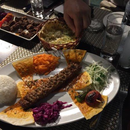 Foto de sultan 39 s grill authentic turkish indian cuisine for Authentic turkish cuisine