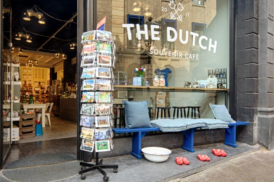 The Dutch Souvenir Cafe