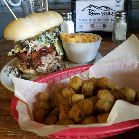 South Fork, CO: Two Rivers BBQ