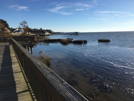 Duck, NC: boardwalk 3