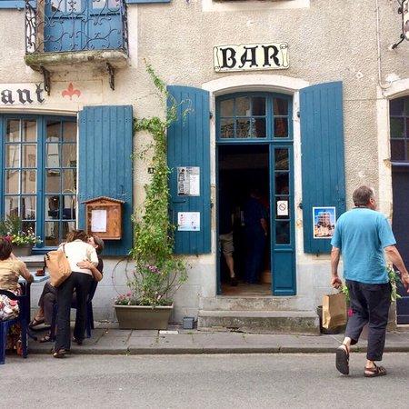 Herisson, Frankrike: Auberge Le Mediéval