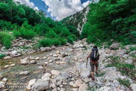 Semproniano, Itália: Riserva di Rocconi (Alta Valle del Fiume Albegna - GR)