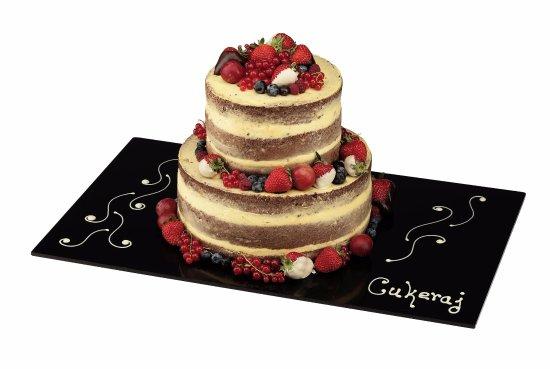 Naked Wedding And Ceremonial Cakes Picture Of Cukeraj Petrinjska Zagreb Tripadvisor