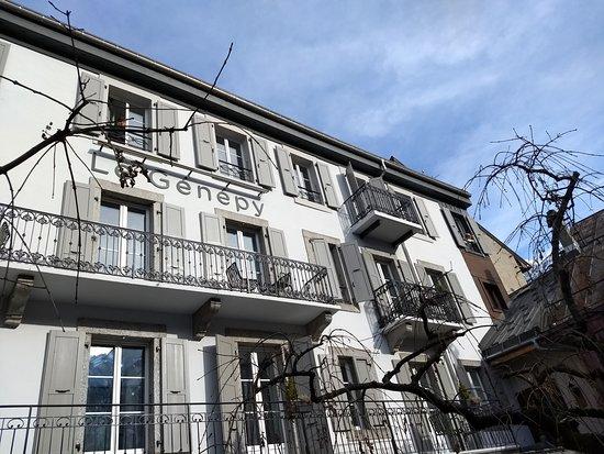 Appart hotel le genepy bewertungen fotos for Appart hotel alpes