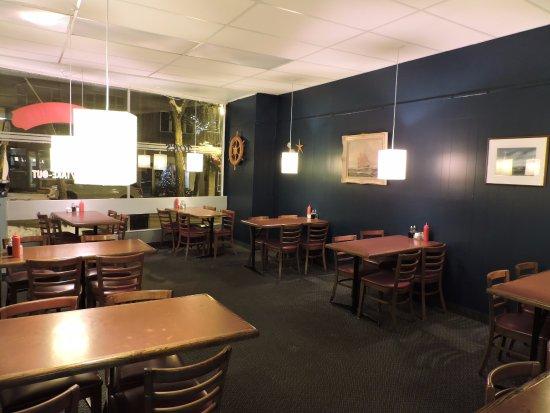 Orillia, Canada: Dining Room