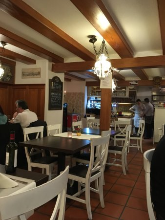 Oberwil, Ελβετία: Restaurant