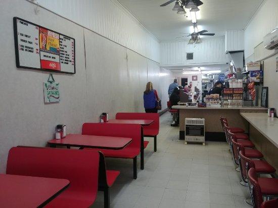 Whiteville, NC: Jerry's Sandwich Shop