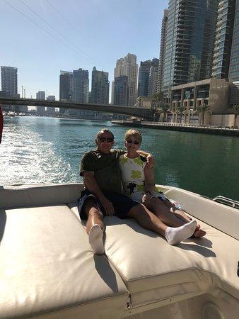 Dubai Marina Tours Photo