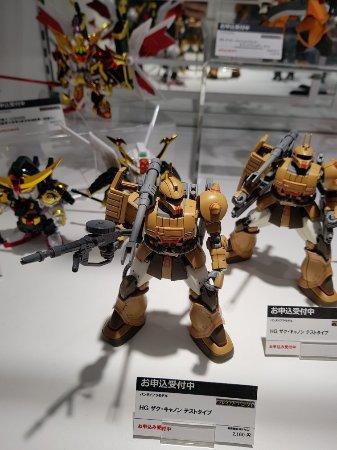 Gundam Front Tokyo : 20171210_165327_large.jpg