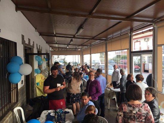 Arenas, Espanha: Ambiente en celebraciones y eventos